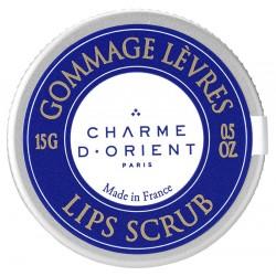 Charme d'orient gommage-levres-au-karite-huile-d-argan