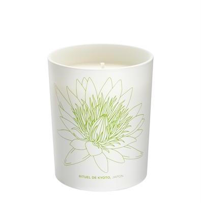 Cinq mondes - Bougie Aromatique Rituel de Kyoto - 180g