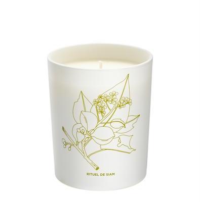 Cinq mondes - Bougie Aromatique Rituel du Siam - 180g