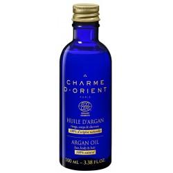 Charme d'orient huile-d-argan-non-torrefiee-bio-100-ml-