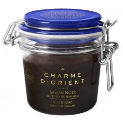 Charme d'orient savon-noir-senteurs-du-hammam-pot-terrine-200-g-