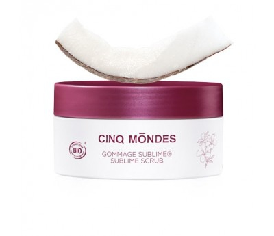 Cinq Mondes gommage_sublime_ingredient