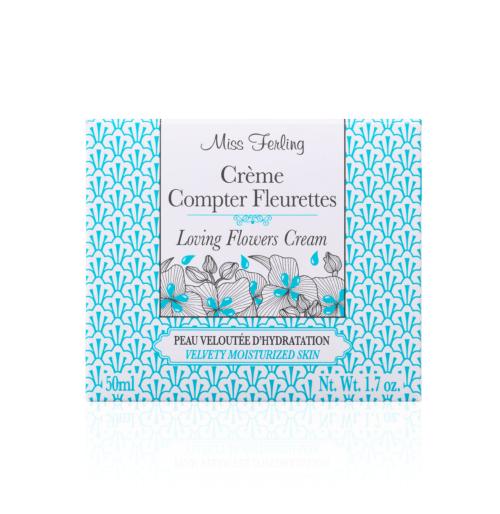 crème compter fleurette - miss ferling
