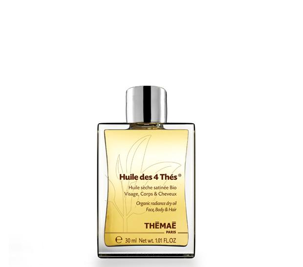 Thémaé Huile-des-4-Thés-30ml