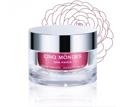Cinq Mondes creme_infinite_ingredient